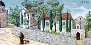 H ιστορική μονή Καθαρών στην Ιθάκη