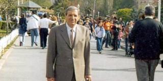 Ο Σπύρος Λυκούδης