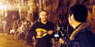Ιάπωνες κινηματογραφούν την Κεφαλονιά