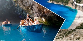 Kefalonia… a true love story
