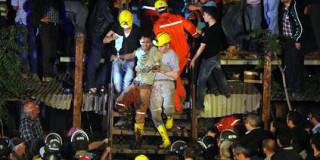 Τραγωδία στην Τουρκία - 201 νεκροί από την έκρηξη σε ανθρακωρυχείο