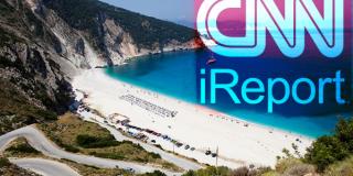 CNN iReport: Myrtos Beach