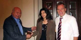 Ο Δήμος Κεφαλονιάς τιμά την Καθηγήτρια  κ.Ευγενία Λιοσάτου