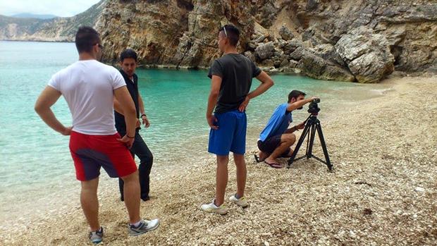 Κεφαλονιά: Tο trailer της ταινίας «Ναυαγός»