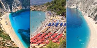 Οι top παραλίες της Κεφαλονιάς