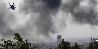 Kατάρριψη ουκρανικού αεροσκάφους