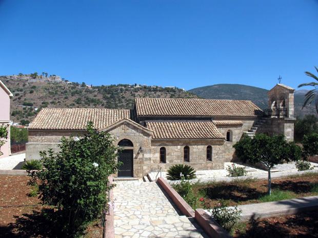 Το μοναστήρι του Αγίου Ανδρέα,