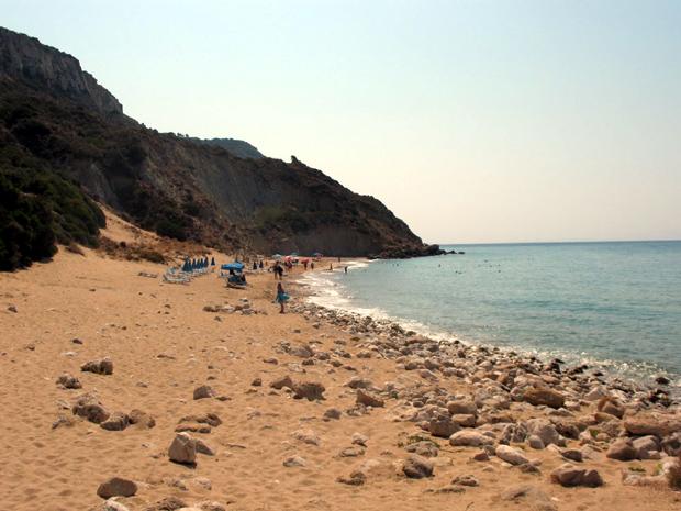 Παραλία Κορώνι