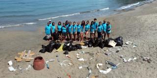 Εθελοντική ομάδα προστασίας της θαλάσσιας χελώνας Wildlife Sense