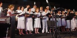 H γυναικεία χορωδία της Κ.Ε.ΔΗ.ΚΕ