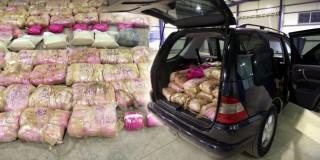 Βρέθηκε άλλος 1 τόνος ηρωίνης σε αποθήκη στο Κορωπί