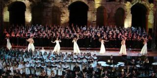 H Γυναικεία Χορωδία της Κ.ΕΔΗ.ΚΕ στο Ηρώδειο