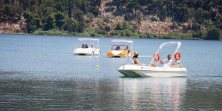 Argostoli Lagoon Activities