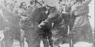 Αστυνομικός κλοιός στους Διλινάδες το 1901