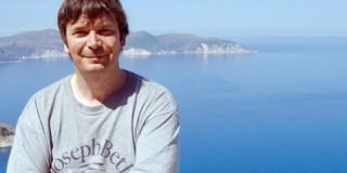 Ο διάσημος συγγραφέας στις ακτές της Κεφαλονιάς