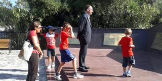 Ο κ. Enrico Letta στην Κεφαλονιά