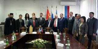 Επίσκεψη Κεφαλληνιακής αντιπροσωπείας στην Ρωσία