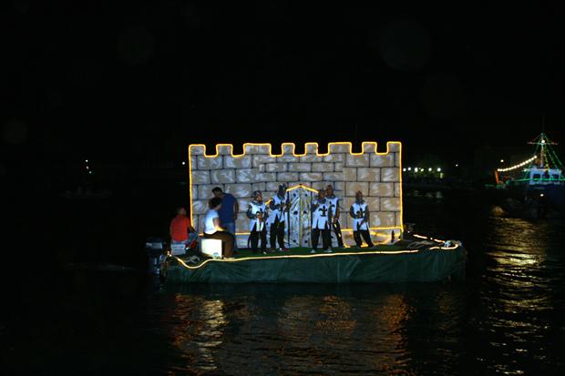 ΒΑΡΚΑΡΟΛΑ στο Λιμάνι του Ληξουρίου