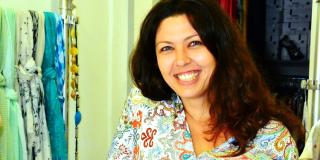 Η νέα και πολύ υποσχόμενη συγγραφέας από την Κεφαλονιά κ. Ρόμυ Παπαδάτου