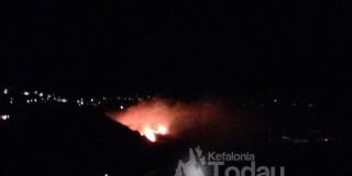Πυρκαγιά στα Βλαχάτα 21ας