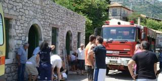 Τρεις νεκροί σε αποστακτήριο της Λευκάδας