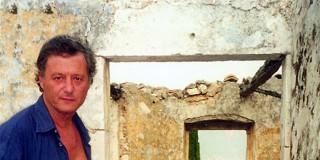 Ο γνωστός ζωγράφος Γιάννης Ψυχοπαίδης