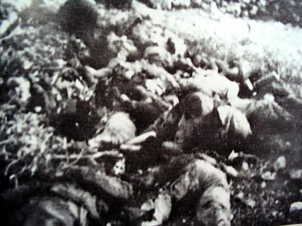 Ιταλοί εκτελεσθέντες σε άγνωστο χώρο της Κεφαλονιάς τον Σεπτέμβρη του 1943