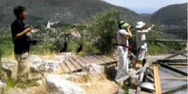 Εικόνες ντροπής στο χώρο του Οδυσσειακού ανακτόρου στην Ιθάκη