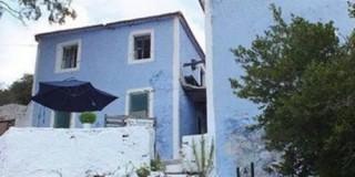 Ληξούρι: Το «γαλάζιο σπίτι»μαγεύει τους τουρίστες