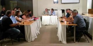 Πρώτη συνεδρίαση του νέου Διοικητικού Συμβουλίου της ΔΕΥΑΚ