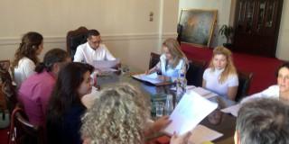 Σύσκεψη με αντικείμενο τα έργα που αφορούν τον Δήμο Κεφαλλονιάς
