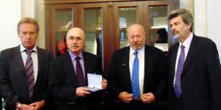 Ο Δήμος Κεφαλονιάς τιμά τον π. Εισαγγελέα του Αρείου Πάγου κ. Ιωάννη Τέντε