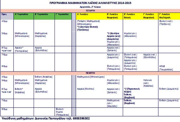 Πρόγραμμα_Μαθημάτων2014