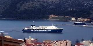 "To πλοίο ""Ζάκυνθος 1"""