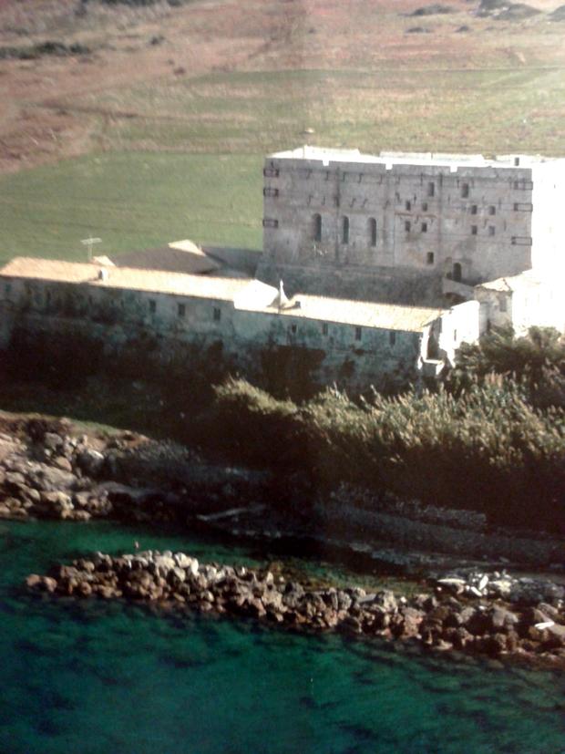 Καστρομονάστηρο στις Στροφάδες Νήσους
