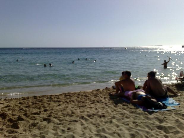 Μακρύς Γιαλός... η κορυφαία παραλία!!