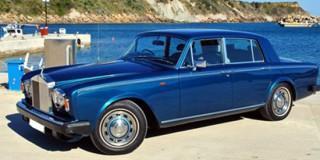 Rolls Royce του 1980...