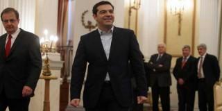 Η νέα κυβέρνηση ΣΥΡΙΖΑ - ΑΝΕΛ - Οι υπουργοί και οι καταργήσεις