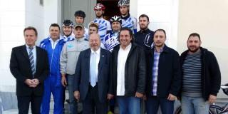 Ο Δήμος Κεφαλονιάς υποδέχεται την Εθνική Ομάδα Ποδηλασίας