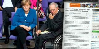 Βερολίνο προς κυβέρνηση: Πάρτε πίσω όσα υποσχεθήκατε