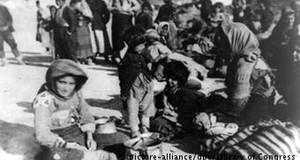 Αρμένιοι πρόσφυγες στη Συρία, 1915