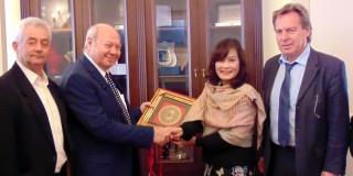 Συνεργασία Δήμου Κεφαλονιάς με Vietnam