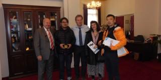 Συνεργασία Δήμου Κεφαλονιάς με Ιάπωνες Δημοσιογράφους