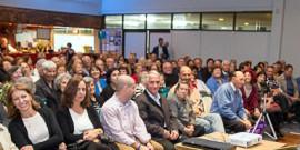 Κατάμεστη η αίθουσα εκδηλώσεων της Ελληνικής Κοινότητας Σίδνεϊ