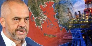 Αλβανικό θράσος για τα πετρέλαια του Ιονίου