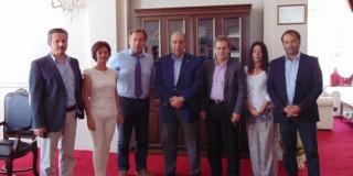 Η Κεφαλονιά τιμά τον Πρόεδρο του Πανελληνίου Ιατρικού Συλλόγου