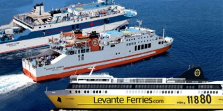 Ionian Group Ferries