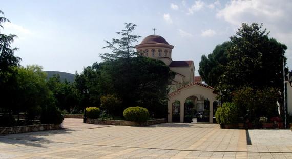 Ιερά Μονή Αγίου Γερασίμου