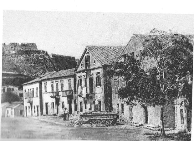 Κάστρο Αγίου Γεωργίου. (΄Ετος 1904!!)