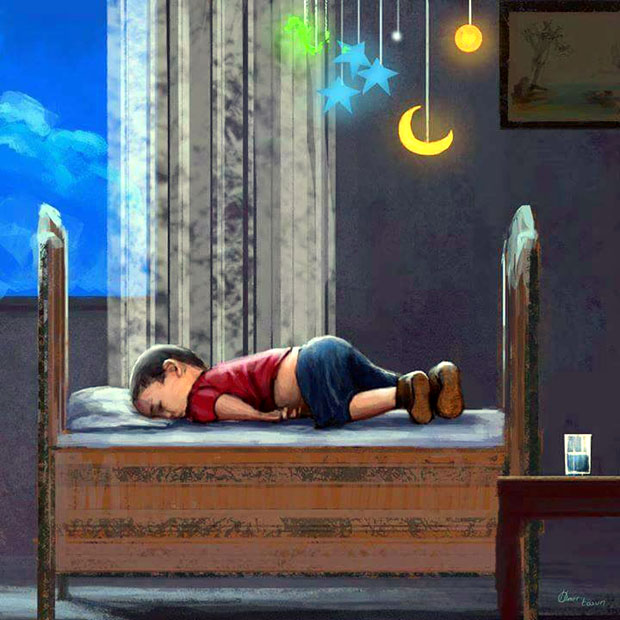 Νεκρό προσφυγόπουλο